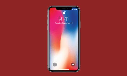 IPhone X : Mon expérience après 4 mois d'utilisation.